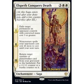 Elspeth Conquers Death PROMO PRERELEASE