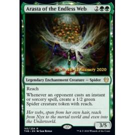 Arasta of the Endless Web PROMO PRERELEASE