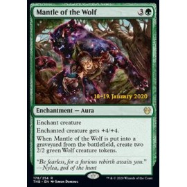 Mantle of the Wolf PROMO PRERELEASE