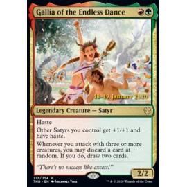 Gallia of the Endless Dance PROMO PRERELEASE