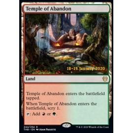 Temple of Abandon PROMO PRERELEASE