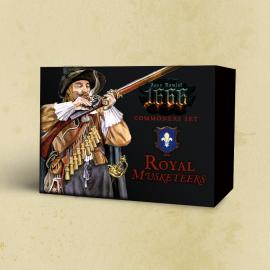 Anno Domini 1666 Muszkieterowie (Musketeers)