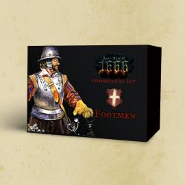 Anno Domini 1666 Zbrojni (Footmen) [PRZEDSPRZEDAŻ]