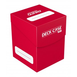 Ultimate Guard Deck Case 100+ Standard Size Red