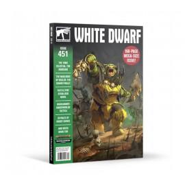 White Dwarf: Luty 2020 (Issue 451)