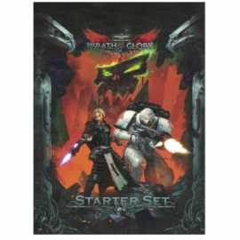Warhammer 40,000 Roleplay Wrath & Glory: Starter Set [EN]