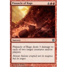 Pinnacle of Rage