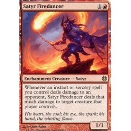 Satyr Firedancer