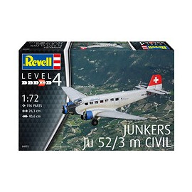 Junkers Ju52/3m Civil