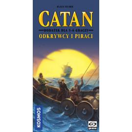Catan - Odkrywcy i Piraci - dodatek dla 5-6 graczy