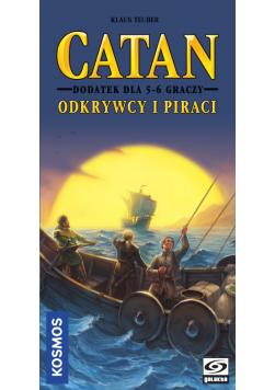 Catan - Odkrywcy i Piraci - Rozszerzenie dla 5-6 graczy