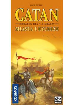 Catan - Miasta i Rycerze - Rozszerzenie dla 5-6 graczy