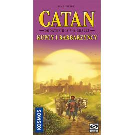 Catan - Kupcy i Barbarzyńcy – Rozszerzenie dla 5-6 graczy