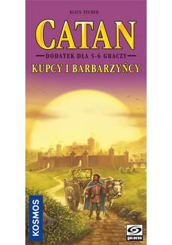 Catan - Kupcy i Barbarzyńcy  Rozszerzenie dla 5-6 graczy