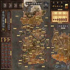 Gra o Tron: Matka Smoków - mata do gry