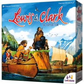 Lewis & Clark: The Expedition (edycja polska) [PRZEDSPRZEDAŻ]