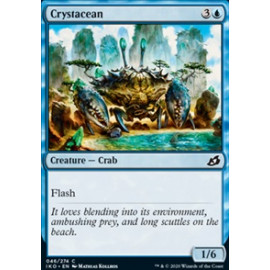 Crystacean