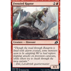 Frenzied Raptor