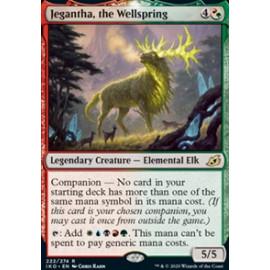 Jegantha, the Wellspring