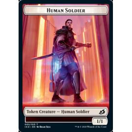 Human Solider 1/1 Token 005 - IKO