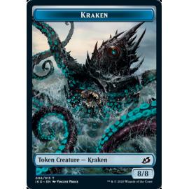 Kraken 8/8 Token 006 - IKO