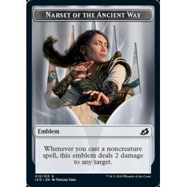 Narsent of the Ancient Way Emblem 012 - IKO