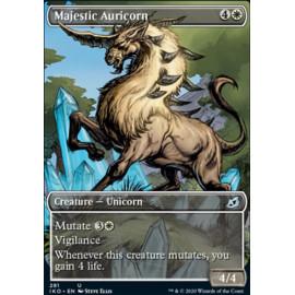 Majestic Auricorn (Extras)