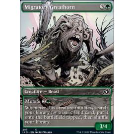 Migratory Greathorn (Extras)