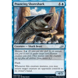 Pouncing Shoreshark FOIL
