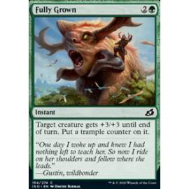 Fully Grown FOIL