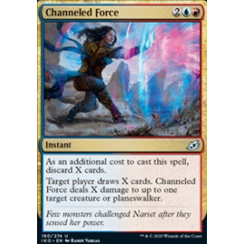 Channeled Force FOIL