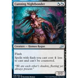 Cunning Nightbonder FOIL