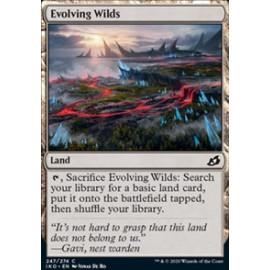 Evolving Wilds FOIL
