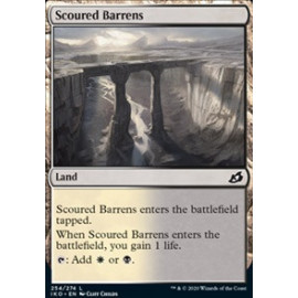 Scoured Barrens FOIL
