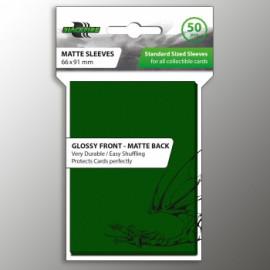 Koszulki Blackfire - Standard Matte zielone - 50 szt.