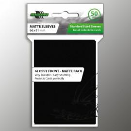 Koszulki Blackfire - Standard Matte czarne - 50 szt.