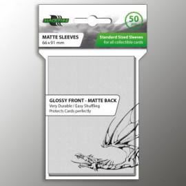 Koszulki Blackfire - Standard Matte przezroczyste - 50 szt.