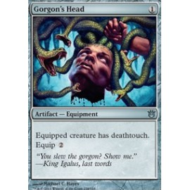 Gorgon's Head