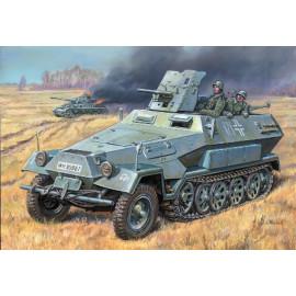 Zvezda German SD.KFZ 251/10