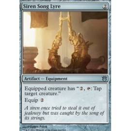 Siren Song Lyre