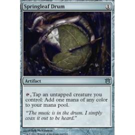 Springleaf Drum