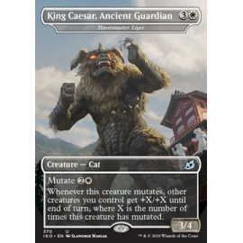 Huntmaster Liger FOIL (Extras V2)