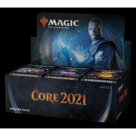 Booster Box Core Set 2021 [PRZEDSPRZEDAŻ]
