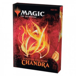 Signature Spellbook: Chandra [PRZEDSPRZEDAŻ]