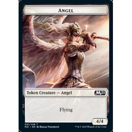 Angel 4/4 Token 001 - M21