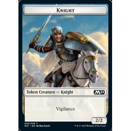 Knight 2/2 Token 004 - M21