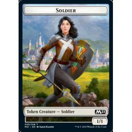 Solider 1/1 Token 005 - M21