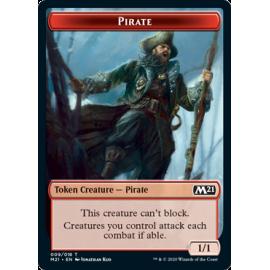 Pirate 1/1 Token 009 - M21