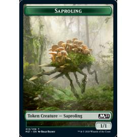 Saproling 1/1 Token 012 - M21