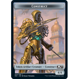 Construct 4/4 Token 014 - M21